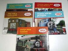 Thomas and Friends book selection Hardcover James Emily Percy Toby Jet