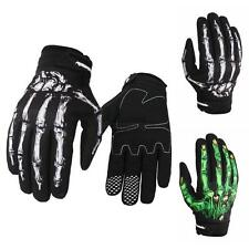 Outdoor Cycling Motorcycle Racing Skeleton Skull Bone Mechanic Sports Gloves