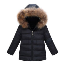 Baby Girls Jacket Winter Jacket For Girls Coat and Jacket Kids Twist Hooded Warm