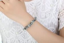New Fashion Silver Plated Charming Beads Chain Bracelet For Women
