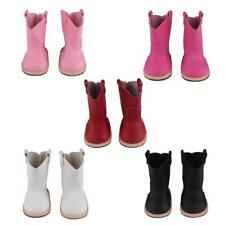 Pair Boots Shoes Accessory for 18 Inch American Girl Our Generation My Life Doll