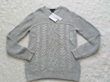 CALVIN KLEIN JEANS SWEATER MENS SIZE S CREWNECK LONG SLEEVES NEW WITH TAGS