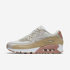 Nike WMNS Air Max 90 LE [325213-046] Women Casual Shoes Light Bone/Mushroom