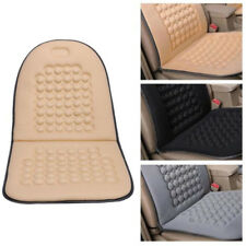 1pc Car Seat Front Cushion Therapy Massage Padded Bubble Foam Chair Pad Cover