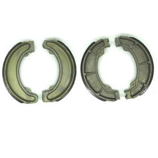 Front & Rear Brake Shoes Honda ATC250SX & ATC250ES Big Red 1985 1986 1987