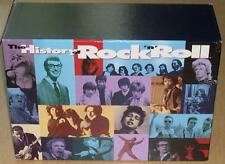 History of Rock 'N' Roll, The - Boxed Set (VHS, 1996)