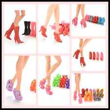 Multiple Choice Mix Shoes Boots for Barbie Doll Girls Play House Gift z´Ñ SD