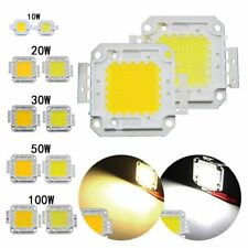 10W 20W 30W 50W 100W Cool/Warm White High Power LED Chip Bulb for Flood Light