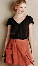 NEW Anthropologie Picnic Days Tee by Maeve  Size 10 & 12