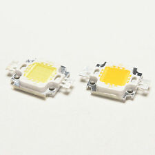 3PCS 10W Cool/Warm White High Power 30Mil SMD Led Chip Flood Light Beads