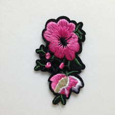 Embroidery patch DIY Clothes Sticker Patches Rose Flower Patch Cloth Accessories
