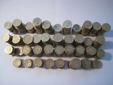 Circulated £1 One Pound Coins 1983 - 2015  Capital Cities and Floral Emblems