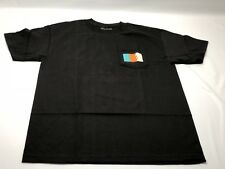 The Hundreds Wildfire 6 Pocket Tee T17W101035 Black 2017 Brand New Complete
