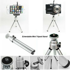 Camera Mini Mount Tripod Stand + Phone Clip  For iPhone Sony Nikon Canon Webcams