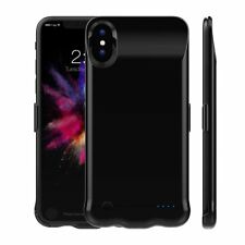 Power Bank Battery External Backup Case Charger Cover 5200mAh for Apple iPhone X
