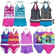 Toddler Baby Kids Girls Tankini Swimwear Bikini Swimsuit Bathing Suit Beachwear