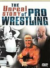 The Unreal Story of Pro Wrestling (DVD, 2000)