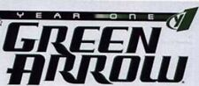 Green Arrow: Year One - DC Comics - Multiple Listings: Select Your Issue