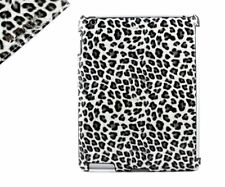 NEW Apple iPad 2/ 3/ 4 Hard Case Snap-on Protective Back Cover Leopard Print