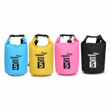 5/10/15/20L Waterproof Storage Dry Bag Outdoor Equipment Travel Camping Bag ZQ