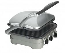 Grill Griddle Indoor Barbecue Non Stick Cooking Portable Electrick Grill NEW