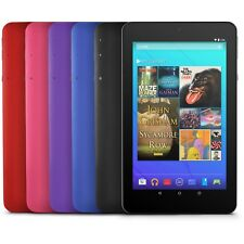 "7"" 16GB Tablet Android 6.0 Marshmallow *Google Certified Tablet *U Choose Color"