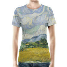 Vincent Van Gogh Fine Art Painting Women Sport Mesh T-Shirt XS - 3XL