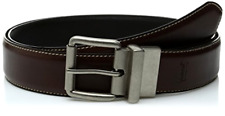 Levi's Mens Belts Big And Tall Size Brown To Black Reversible Belt roller buckle
