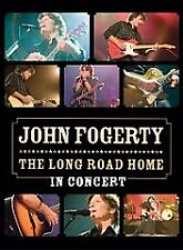 John Fogerty The Long Road Home In Concert Music DVD 2006 Used Sealed