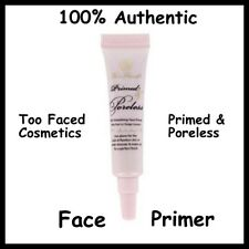 Too Faced Primed & Poreless Face Primer 5g 5mL Deluxe/Travel Size *CHOOSE QTY*