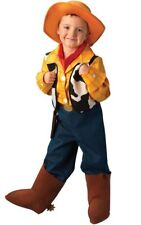 Licensed Toy Story Boys Platinum Woody Costume Genuine Rubies - New