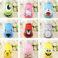 Hot Small Pet Dog Clothes Fashion Costume Vest Puppy Cat T-Shirt Summer Apparel