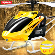 Original Syma W25 2 CH 2 Channel Mini RC Helicopter RC Drone With Gyro