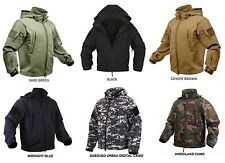 TACTICAL Waterproof Special Ops Jacket Hoody Army SWAT Navy USMC Marine Corps