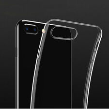 Slim Transparent Soft Gel TPU Silicone Case Cover for iphone/Samsung/Sony/HTC