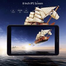 Unlocked 8 inch IPS Dual SIM Camera Wi-Fi+3G Quad Core Tablet PC Android 8GB GPS