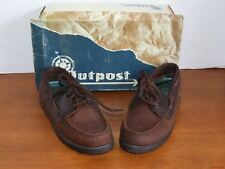 Outpost by Buster Brown Eagle Bomber Brown Loafers Casual Shoe
