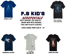 NEW BOYS AEROPOSTALE AERO PS KIDS GRAPHIC PS09 NEW YORK NYC A 8/7 BASEBALL BALL