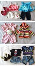 Build a Bear clothes bundle select of clothes/accessories to choose from