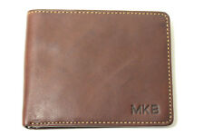 Tony Perotti Italian Leather Express Bifold Wallet with ID Window Flap