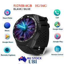 S9 Bluetooth Wifi GPS Pedometer 3G Smart Wrist Watch MTK6580 For Android
