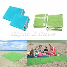 Polyester Sand Free Beach Mat Blanket Travel Outdoor Trips Camping Picnic Pad