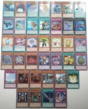 YuGiOh! THE NEW CHALLENGERS NECH SUPER RARE, rare AND SHORT PRINT BOOSTER CARDS
