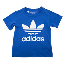 adidas Toddlers TRF T-Shirt in Blue
