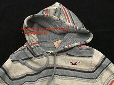 Hollister Co. by Abercrombie & Fitch wool hoodies (muscle fit) NWT authentic