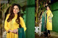 100% Original Zahra Ahmad Pakistani Dress Shalwar Kameez Designer Suits Stitched