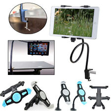 Stand Mount Universal Tablet Desktop Holder Bed Long Arm Lazy Mobile Phone iPad