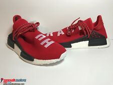 Adidas Pharrell Williams NMD Human Race Scarlet Red BB0616 7.5-10.5 Brand New