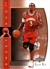 2003-04 Sweet Shot Basketball Base Singles (Pick Your Cards)