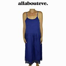Womens All About Eve Beauty Dress Maxi Navy Lace Beach Summer Casual Occasion